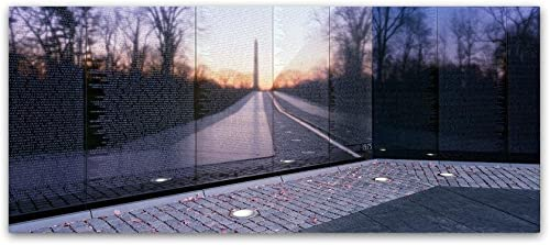 The Wall Vietnam Veterans Memorial
