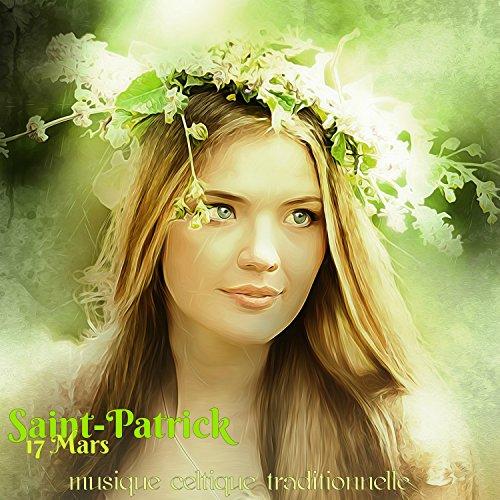 - Saint-Patrick - 17 Mars, musique celtique traditionnelle harpe, violon et piano pour la fête de la Saint-Patrick, en Irlande et dans le monde entier