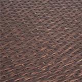 Barton Outdoor Storage Bench Rattan Style Deck