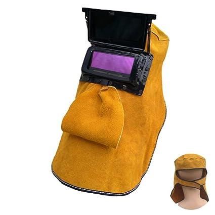 STEAM PANDA Máscara De Soldadura Soldadura Eléctrica Atenuación Automática Máscara Antideslumbrante Montada En La Cabeza Protección