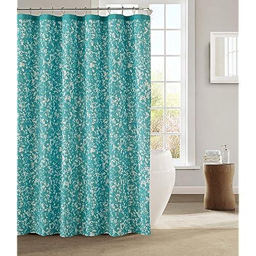 Turquoise Shower Curtain: Amazon.com