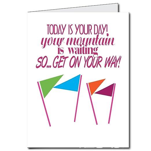 VictoryStore Jumbo tarjetas de felicitación: tarjeta de ...