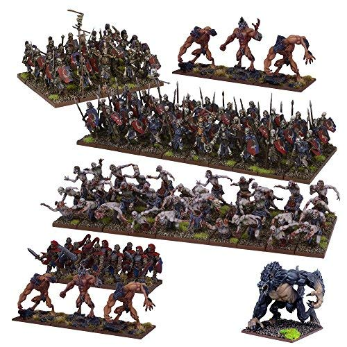 Kings of War UNDEAD MEGA ARMY by Kings of War (Image #4)