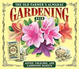 Old Farmer s Almanac: Gardening Advice, Folklore, and Gardening Secrets 2018 Boxed/Daily Calendar (CB0254)