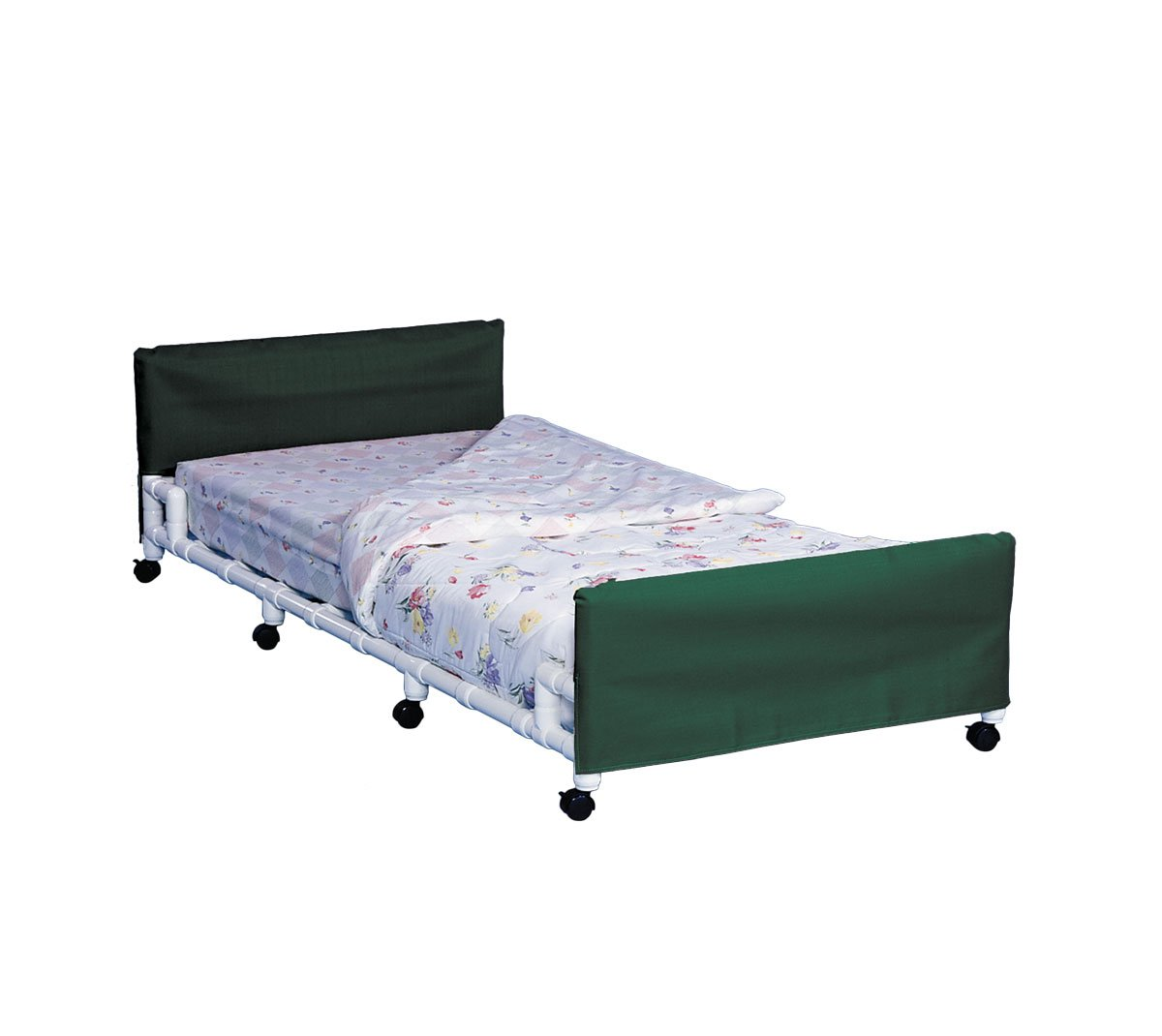 Headboard/Footboard-Mesh Forest Green