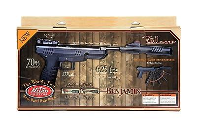 Benjamin Trail NP Break Barrel Air Pistol (.177)