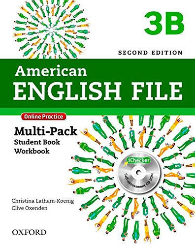 American English File 3B - Multipack