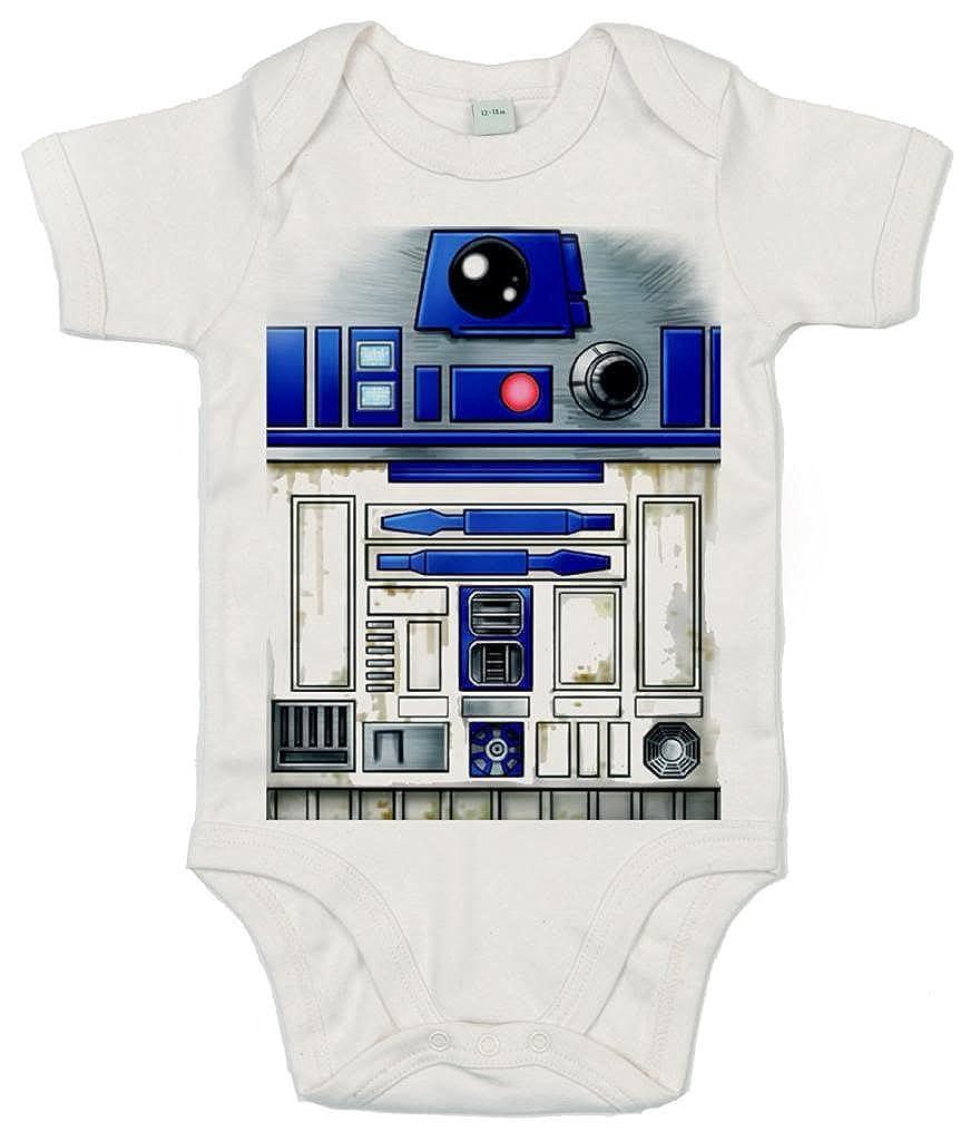 DF, Cute R2 Robot design, Baby Body