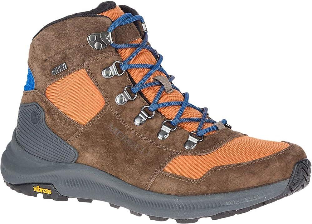 Merrell Mens Ontario 85 Mid Wp Sneakers