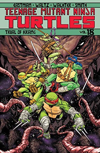 Tmnt Leonardo Katanas (Teenage Mutant Ninja Turtles Volume 18: Trial of)