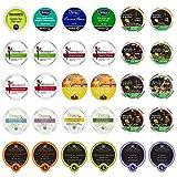 30-count TEA Single Serve Cups for Keurig K Cup Brewers Variety Pack Sampler