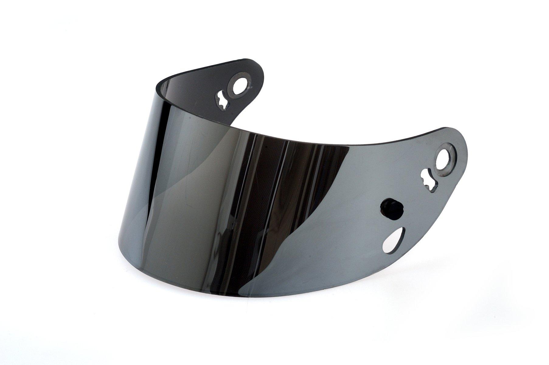 Bell 2001772 276 SRV Style Silver Chrome Helmet Shield