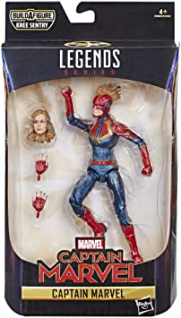 Captain Marvel - Capitana Marvel Legends (Hasbro E3885CB0 ...