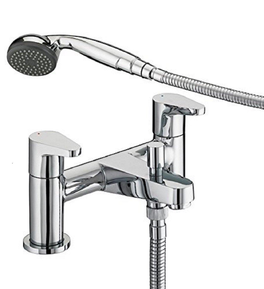 Bristan QST BSM C Chrome Plated Quest Bath Shower Mixer [Energy Class A]