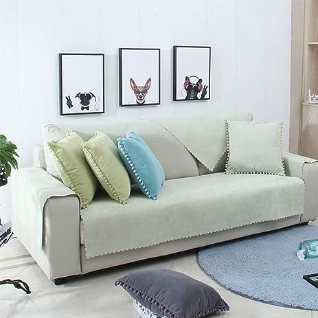 Waterproof Sofa Cover For Pet Dog Anti Slip Water Resistant Sofa Slipcover  Furniture Protector Sectional