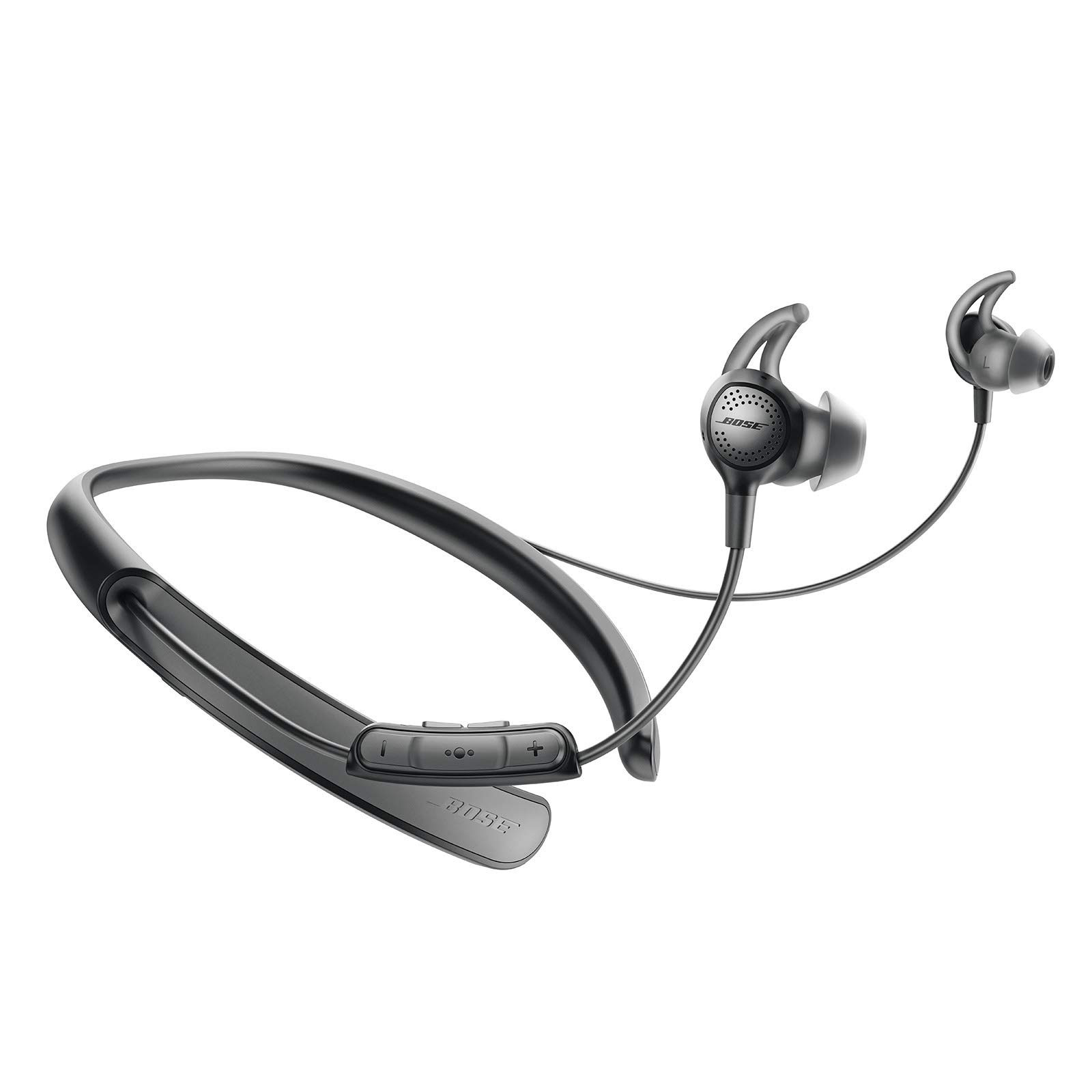 Bose Quietcontrol 30 Wireless Headphones, Noise Cancelling - Black by Bose