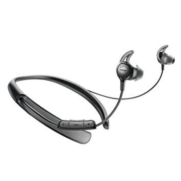 d3d2c925304 Bose Quietcontrol 30 Noise Cancelling Wireless Bluetooth In-Ear Headphones  - Black: Amazon.co.uk: Hi-Fi & Speakers