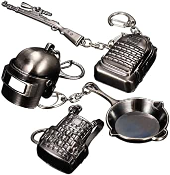 مجموعة سلسلة مفاتيح ببجي