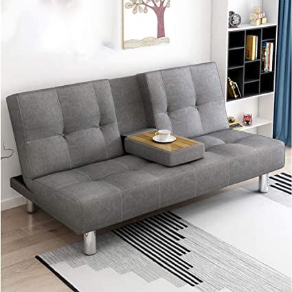 Excellent Amazon Com Xintongda Multifunctional Fabric Sofa Bed Simple Download Free Architecture Designs Momecebritishbridgeorg