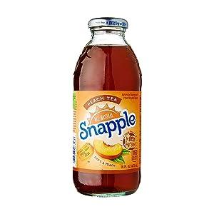 Snapple, Peach Tea, , 16 Fl Oz
