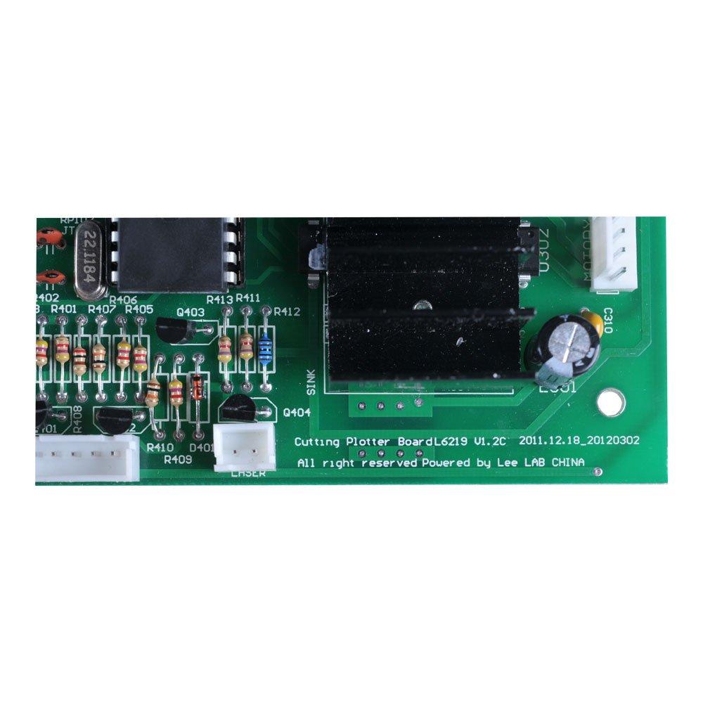 Placa base/Placa madre para redsail vinilo cutter, L6129 V1.2 C: Amazon.es: Industria, empresas y ciencia