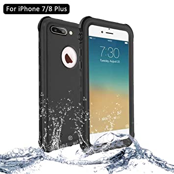 coque iphone 8 plus anti poussiere