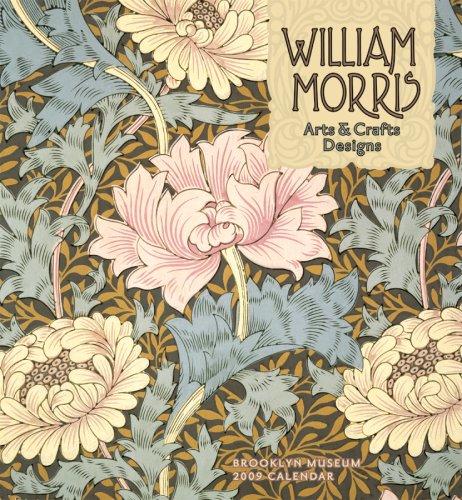 William Morris 2009 Wall Calendar