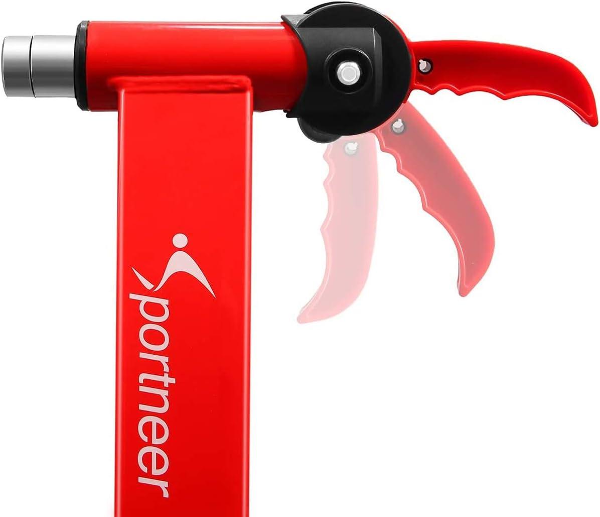 Sportneer - Rodillo de acero para bicicleta, magnético, para ...