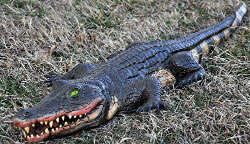 ALLIGATOR SWAMP FOAM FILL 4FT (Alligator Decorations)