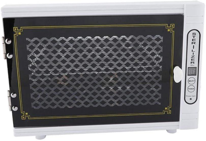 yuyte Gabinete de Esterilizador Estetica UV 01 Equipo de Esterilizaci/ón de Salud para Salones de Belleza para Toallas y Tijeras Calientes Caja de Desinfecci/ón de Gran Capacidad