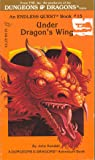 Under Dragon's Wing (Dungeons & Dragons Adventure Book)