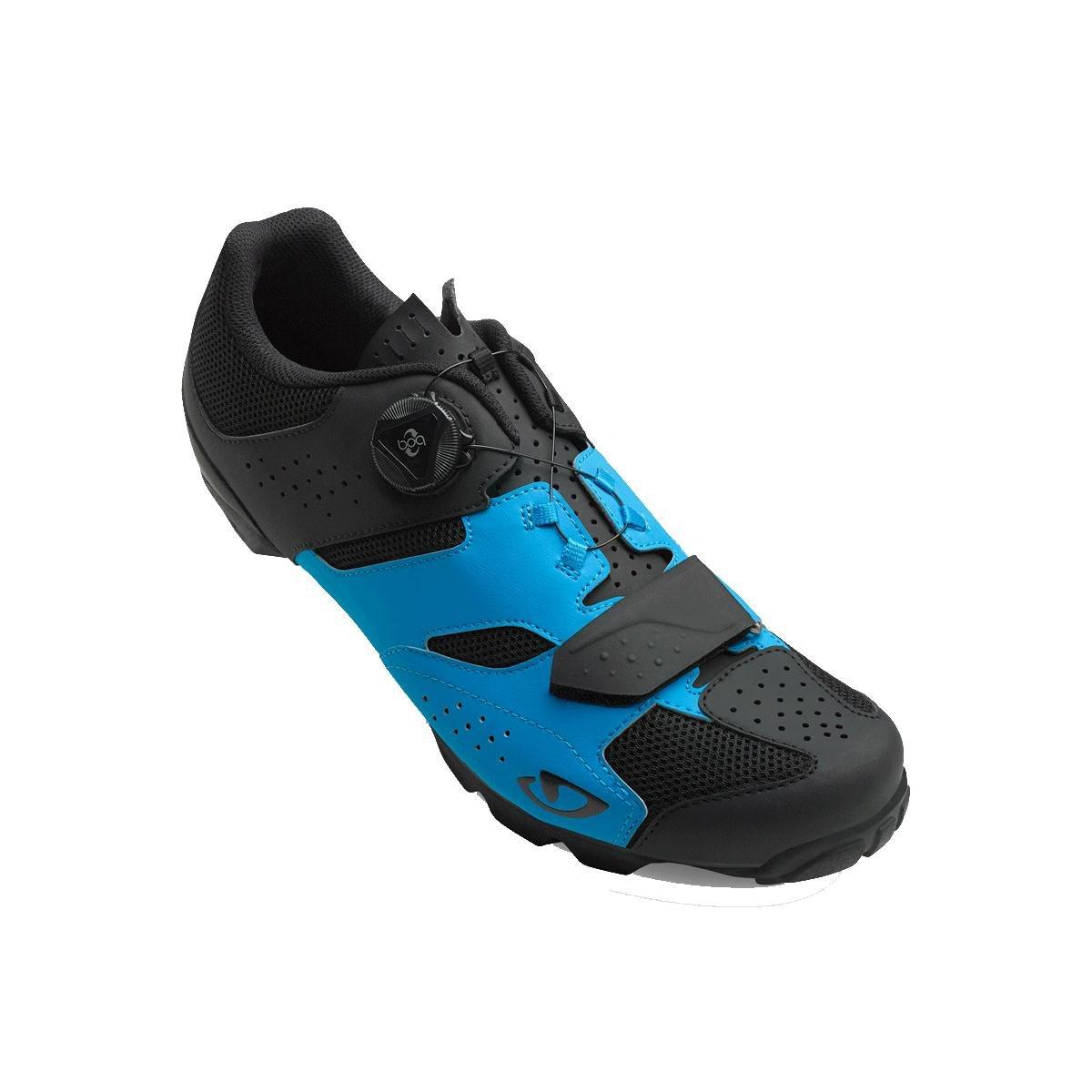Giro Herren Cylinder MTB Mountainbike Schuhe blau schwarz