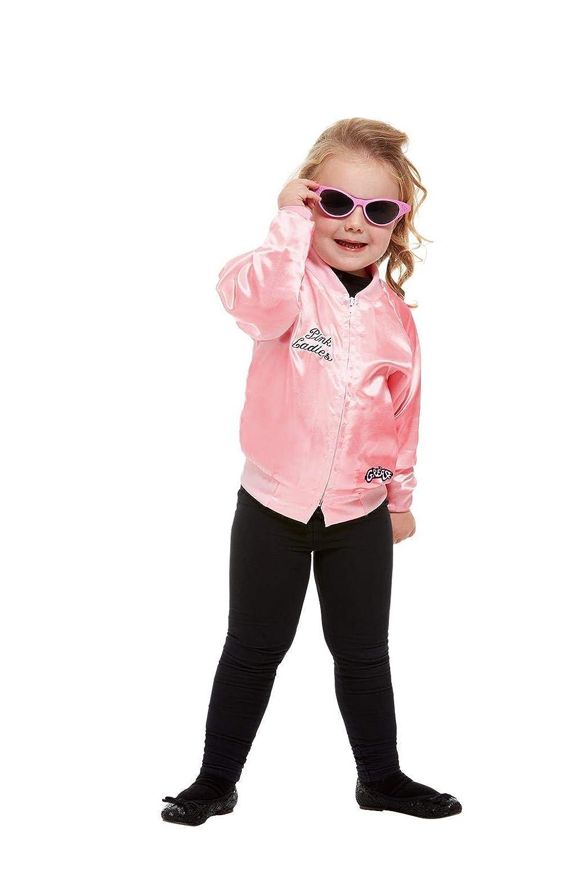 Smiffys 27490T - Grease - Chaqueta para mujer, adolescente, marca ...