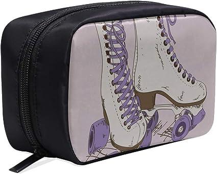 Bolsas de baño de viaje Zapatillas de deporte de patines Roller Bolsas de mujer maravilla Bolsa