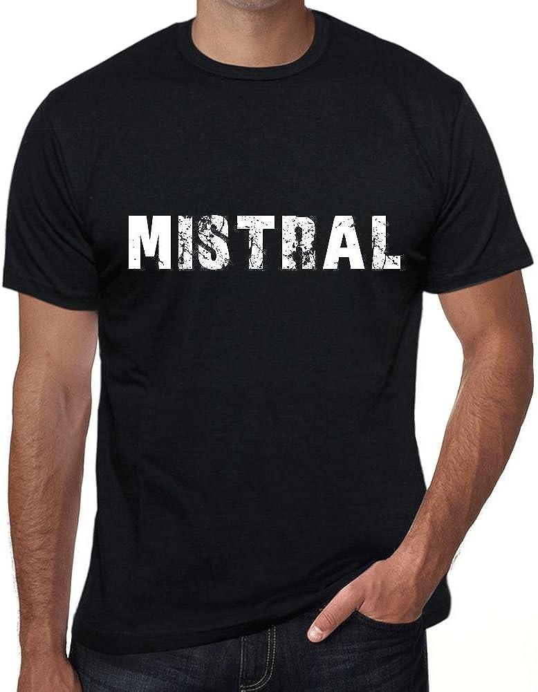One in the City Hombre Camiseta Personalizada Regalo Original con Mensaje Divertido Mistral