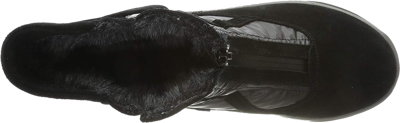 Legero Tirano, Botines para Mujer Negro Schwarz Schwarz 00 NMxXO