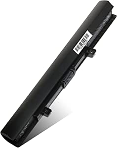 New Replacement PA5185U-1BRS Laptop Battery for Toshiba Satellite C50 C55 C55D C55T L55 L55D L55T Series fit C55-B5200 C55-B5270 C55D-B5310 PA5184U-1BRS PA5186U-1BRS PA5195U-1BRS - 12 Month Warranty