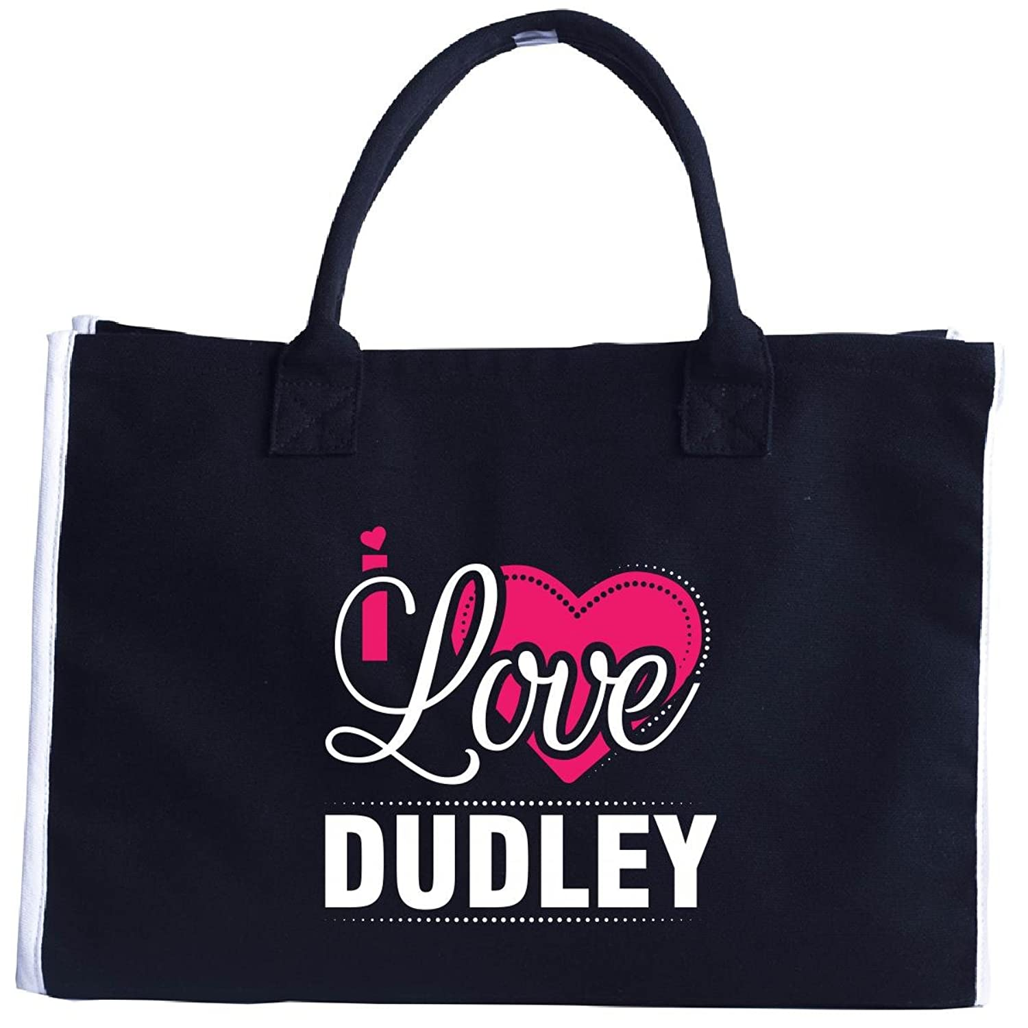 I Love Dudley - Cool Gift For Dudley From Girlfriend - Tote Bag