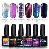 Best Nail Polishes - Modelones UV LED Gel Nail Polish Set Mix Review