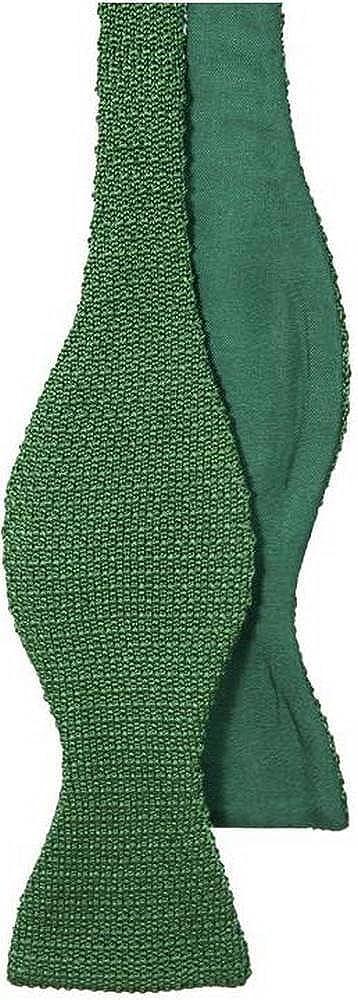 40 Colori El verde esmeralda de punto y tejido desatado la ...