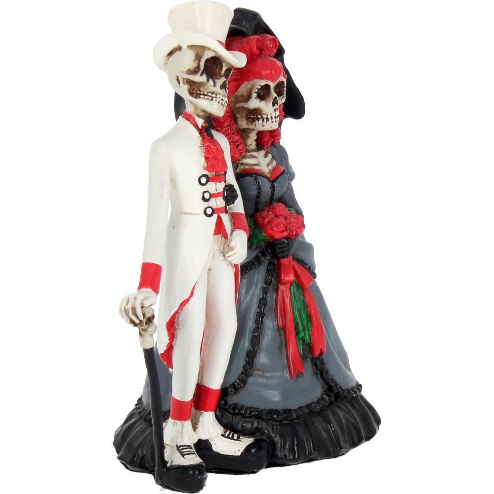 Coppia di scheletri per sempre al tuo fianco Nemesis Now