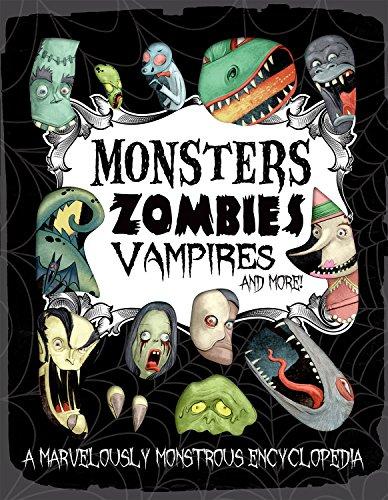 (Monsters, Zombies, Vampires &)