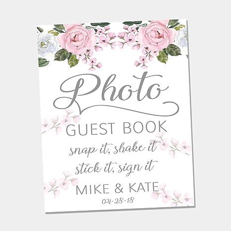 Amazon.com: Oh bebé pegatinas temáticas boda libro de ...