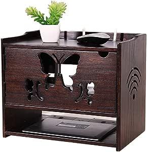 MTX Ltd TV Soportes de Pared Y Techo Router WiFi Set Top Box ...