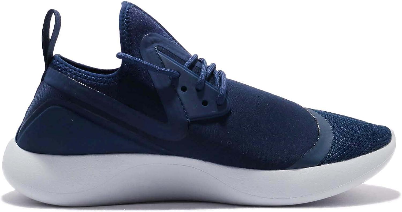 Nike Men's Lunarcharge Essential, Black/Dark Obsidian-Volt MIDNIGHT NAVY/MIDNIGHT NAVY