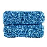 Chemical Guys MIC_292_02 Premium Grade Microfiber Applicator, Blue (Pack of 2)