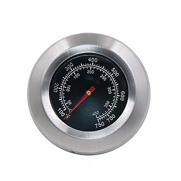 b.q.s 01t02 barbacoa Temp Gauge bolsillo barbacoa Barbacoa Termómetro de horno termómetro de cocina controlador para exteriores: Amazon.es: Jardín