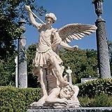Design Toscano St. Michael The Archangel Garden Angel Statue