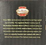 Tim Hortons Single Serve Coffee Cups, Dark Roast, 12 Count (Pack of 6)