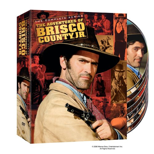 Adventures of Brisco County, Jr....